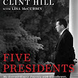 Clint Hill and Lisa McCubbin Book Tour 2015 for FIVE PRESIDENTS
