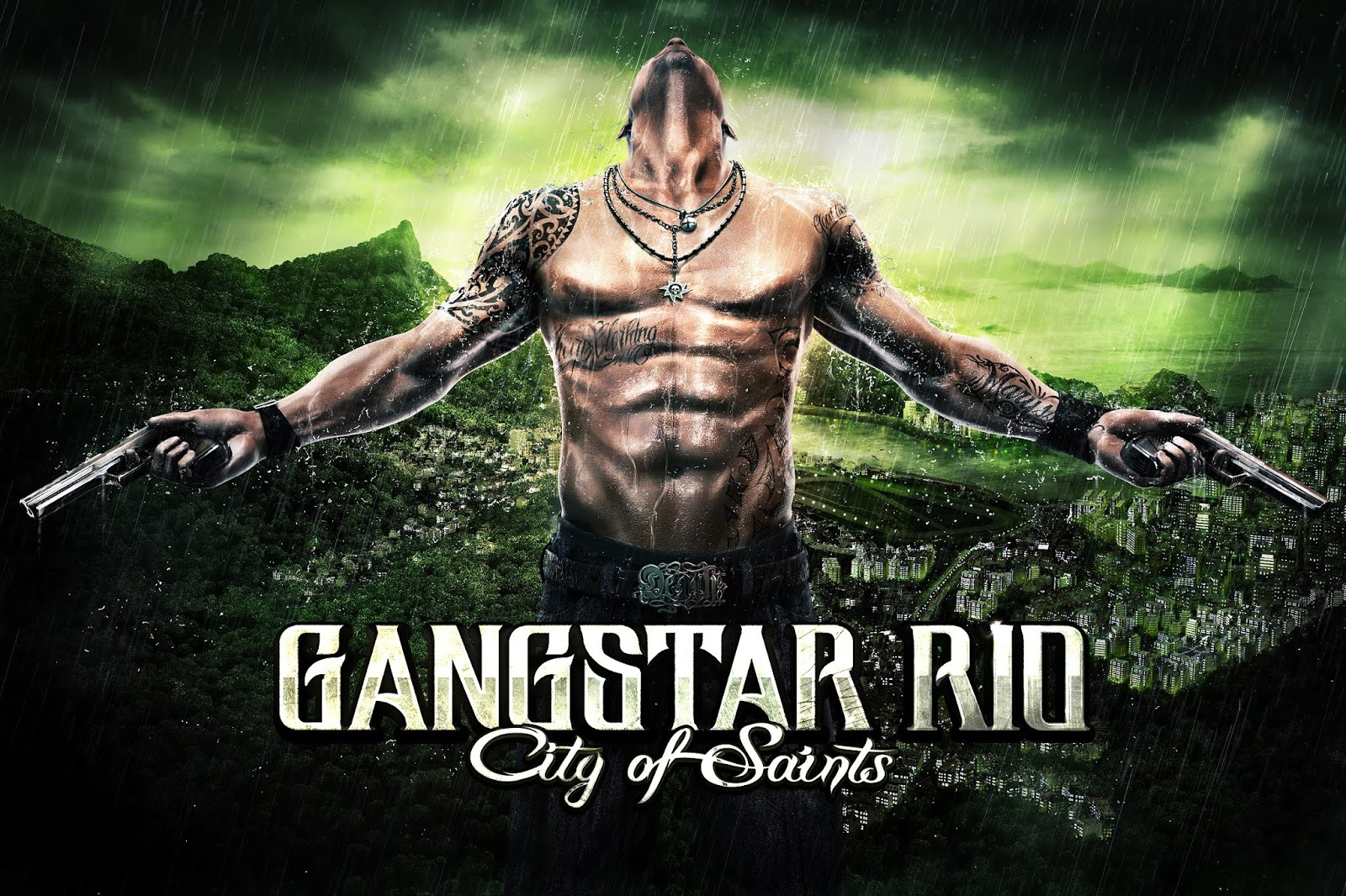 gangstar rio city of saints mod apk highly compressed