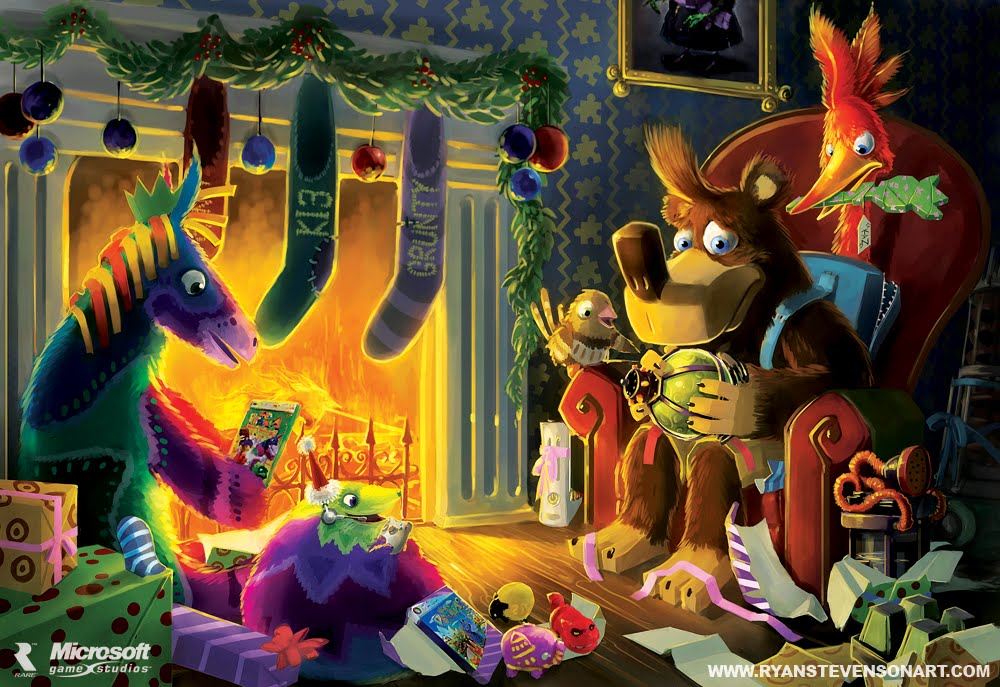 「banjo kazooie nuts and bolts art」の画像検索結果