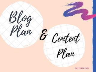 Pantau Blog dan Content dengan Planning