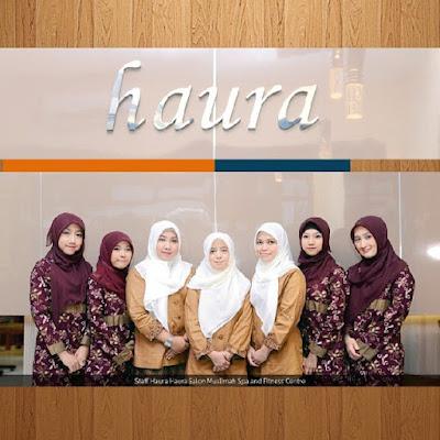 Haura Salon Muslimah