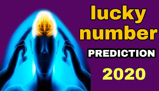 Lucky number prediction