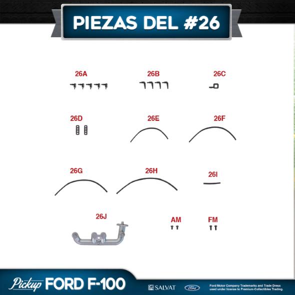 Entrega 26 Ford F-100