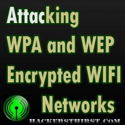 Using Fern Wifi Cracker