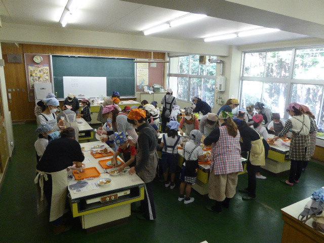 松阪市立宮前小学校: 2年生学年P...