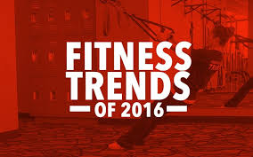 Top 6 Fitness Trends of 2016