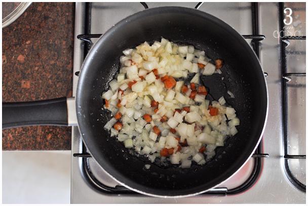 primeiros passos na cozinha