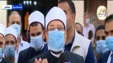 بسبب كورونا.. الأوقاف تصدر قرارا جديدا بشأن المساجد
