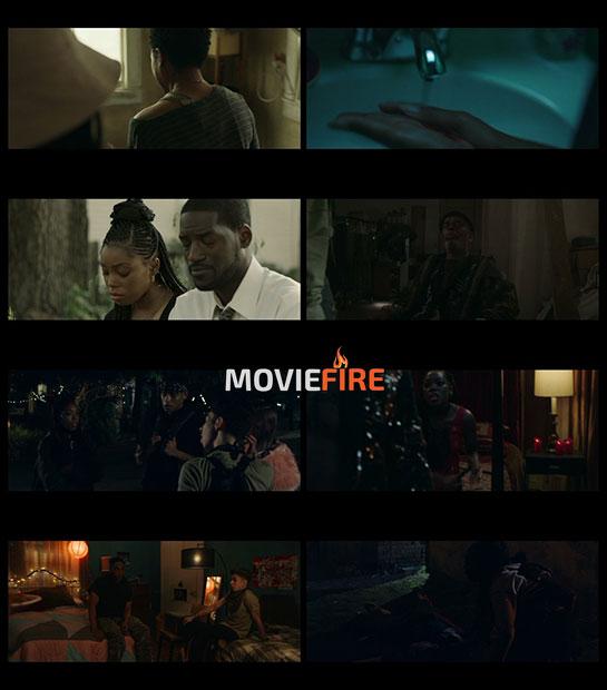Black as Night (2021) 1080p