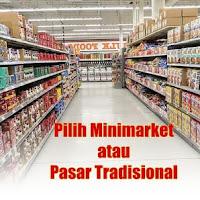 7 Alasan Kenapa Lebih Suka Belanja di Supermarket dan Minimarket