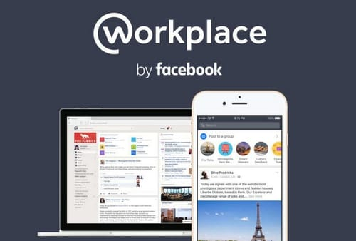 Facebook has 7 million subscribers in the workplace