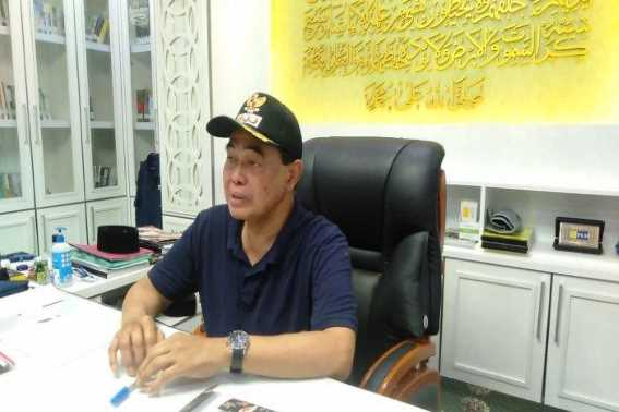 Bupati Tanah Bumbu, dr HM Zairullah Azhar