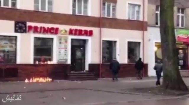 صدمة في بولندا عشية مقتل شاب بأيدي مهاجرين عرب