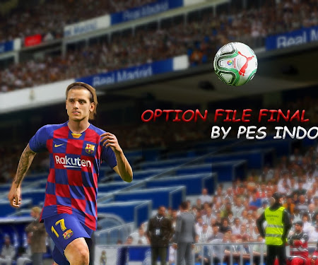 PES 2019 Option File For PTE Patch 6.0 #05-09-2019