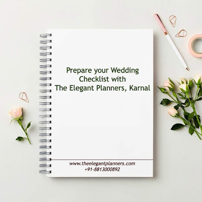 Wedding Plans with The Elegant Planners