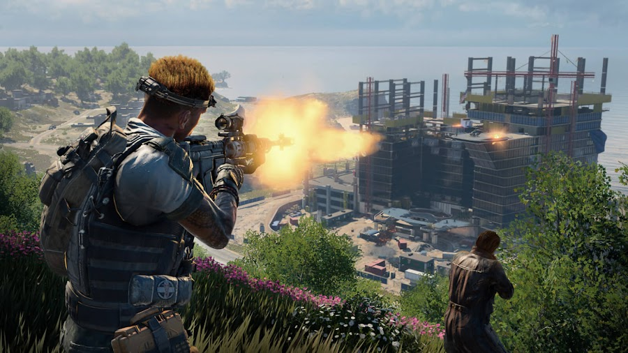 call of duty black ops 4 battle royale blackout