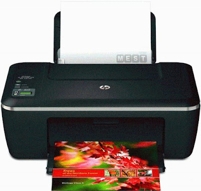 Compatible amongst borderless printing newspaper sizes upwards to  HP Deskjet 2516 Driver Downloads