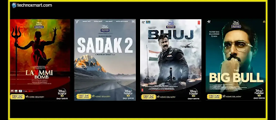 Sadak 2, Laxmmi Bomb, Bhuj And Three Other Bollywood Movies Released On Disney+ Hotstar: Check All Details Here