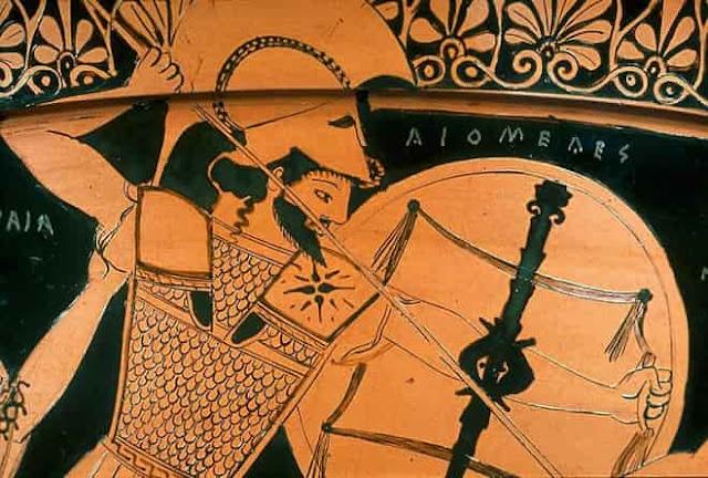Τι σχέση έχουν το ποδόσφαιρο, η Ιταλική Μπενεβέντο, το Άργος, η Τροία με τον Διομήδη