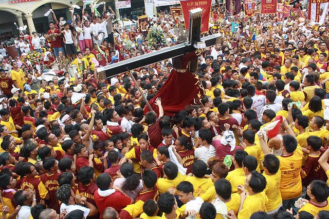 Feast of Black Nazarene January 9, 2014