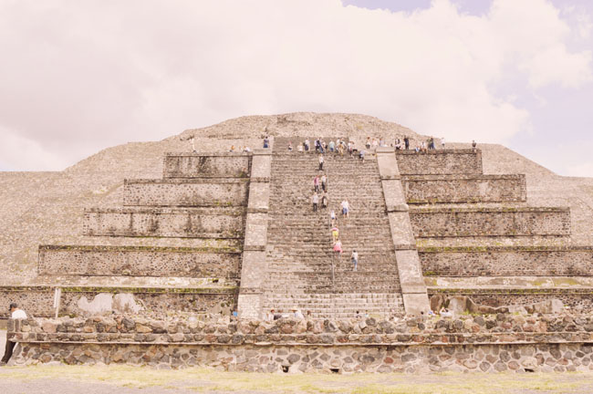 Visiting Teotihuacan Mexico City Day Trip