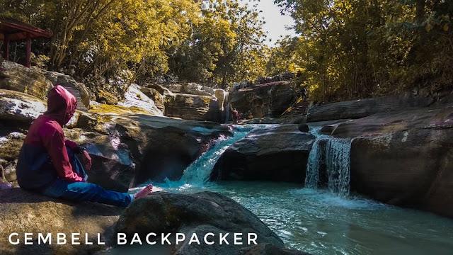 Air Terjun Luweng Sampang, Gunungkidul, Yogyakarta - Grand Canyon KW Super!, Harga tiket masuk Luweng Sampang, Rute perjalanan ke Luweng Sampang