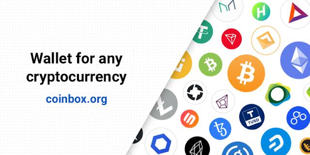 Ahora la opción de staking está disponible en la billetera de Coinbox.org