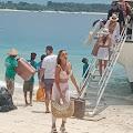 Wisatawan Asing Mulai Masuk Ke Gili, Polisi Perketat Protokol Kesehatan