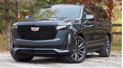 2021 Cadillac Escalade is the best luxury SUV to buy