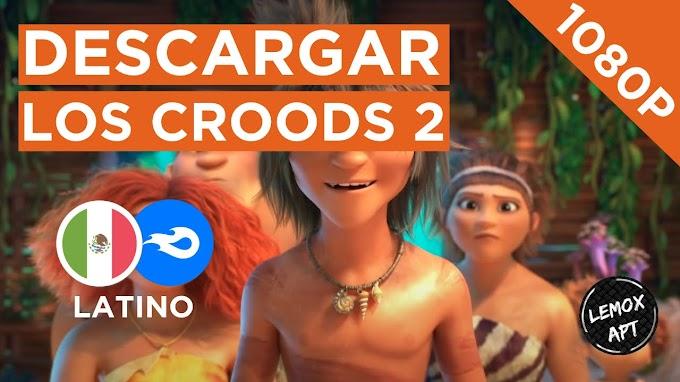 ✅   DESCARGAR LOS CROODS 2 (UNA NUEVA ERA) (2020)   LATINO   1080p