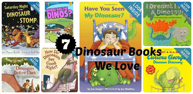 dinosaur books for kids