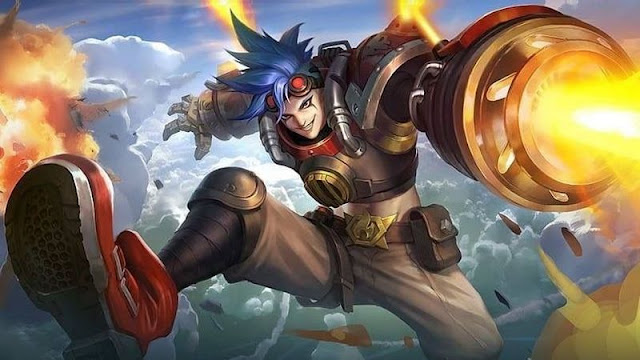 Build Item, Tutorial Lengkap, dan Cara Bermain X.Borg Mobile Legends Bang Bang