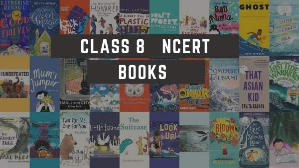 Class 8 NCERT Books For All Subjects
