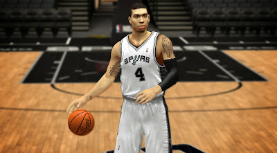 2K Danny Green Accurate Face HD