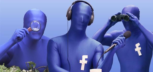 خصوصية الفيس بوك والتجسس