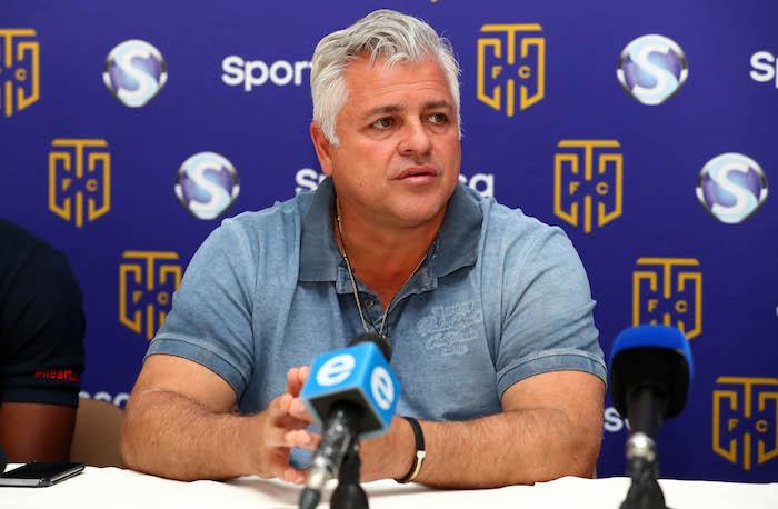 Cape Town City chairman John Comitis
