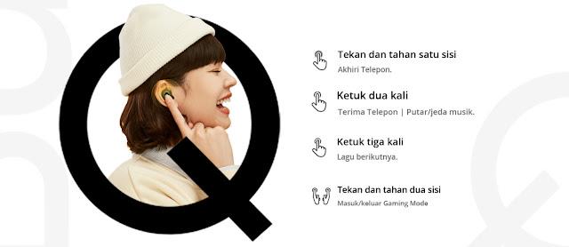 Realme C11 audiophone, headset