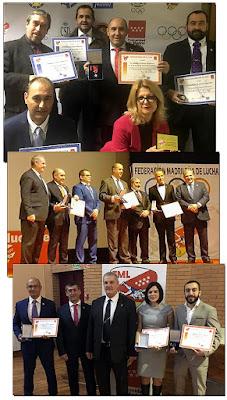 Federación Madrileña Lucha Gala 2019