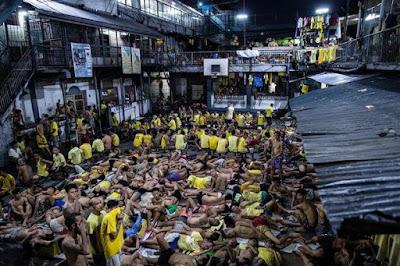dünya'nın en kalabalık hapishanesi