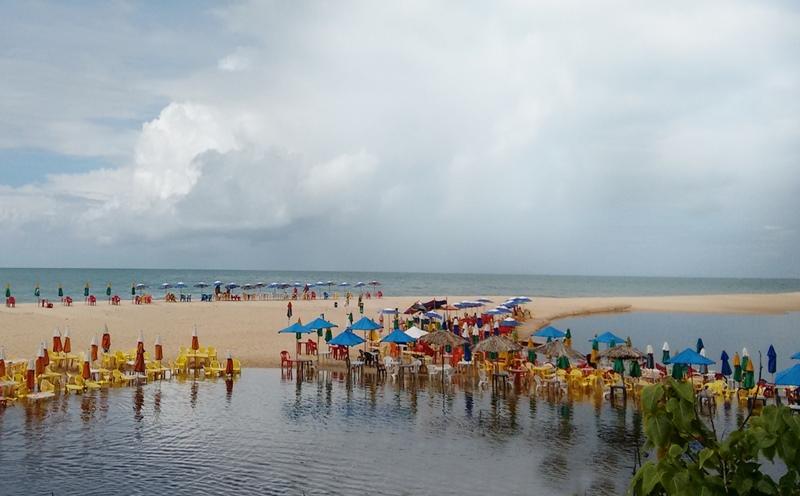 Praia Bela Paraíba