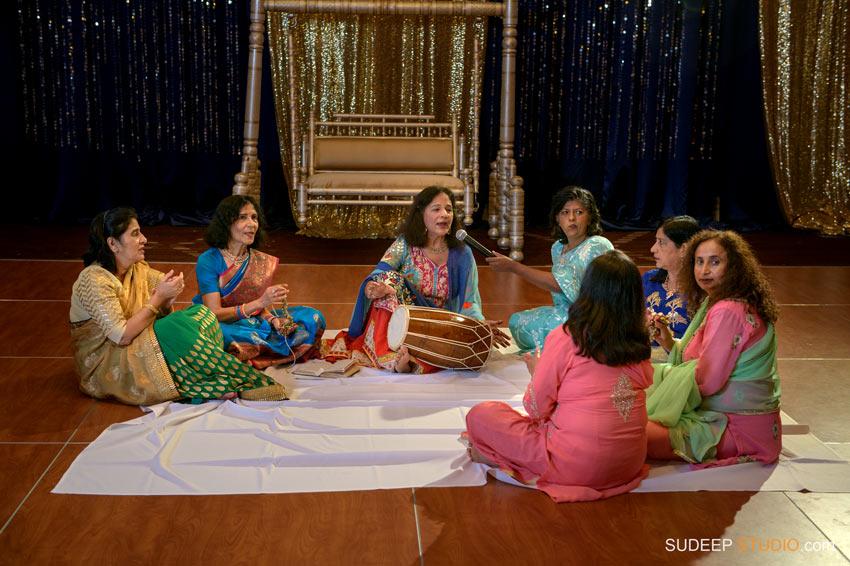 Indian Wedding Sangeet Photography South Asian Hindu Wedding by SudeepStudio.com Ann Arbor Indian Wedding Photographer