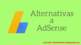 10 recomendables alternativas a Adsense