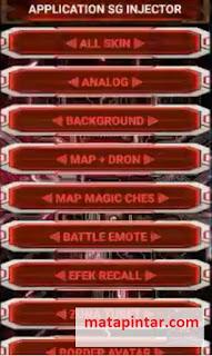 Syeka Gaming Injector Mobile Legends