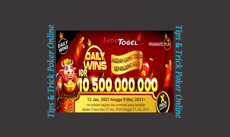 [EVENT IndoTogel] Promo Daily Wins Golden Ox Fortune 2021