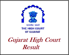 High Court of Gujarat Legal Assistant Result 2019