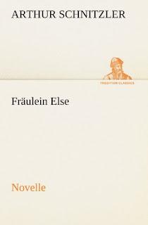 """""""Fräulein Else"""" - Arthur Schnitzler."""