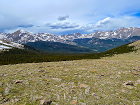 impression evergreen st vrain mountain trail  an epic