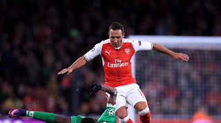 INJURY NEWS: Arsenal Star Ruled Out Of the Season