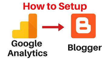 Cách chèn mã google analytics vào blogspot mới nhất