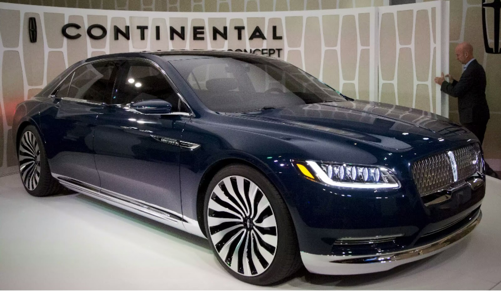 2017 Lincoln Continental Specs Price And Release Date